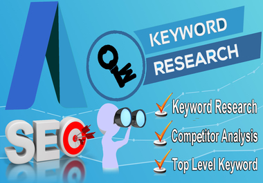 I will do Buying Keyword research for your site