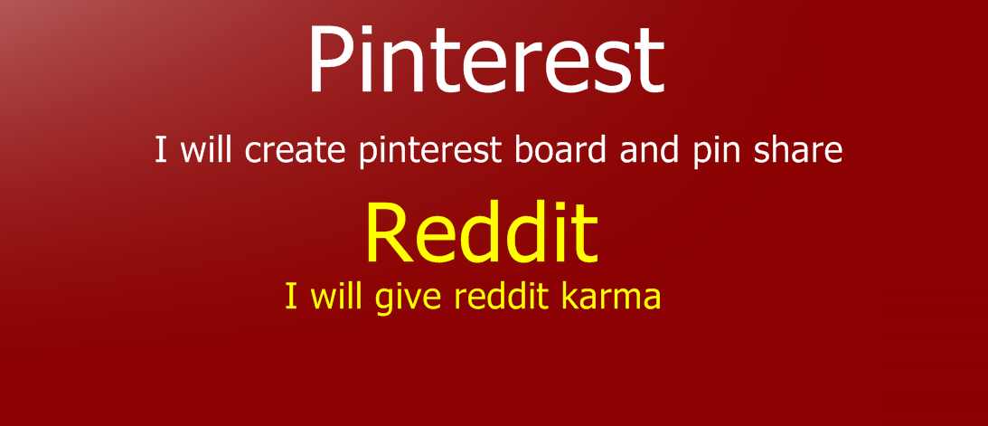 Guaranteed Targeted Traffic with Reddit and Pinterest