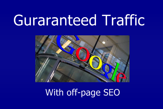 Guaranteed targeted traffic with off-page seo