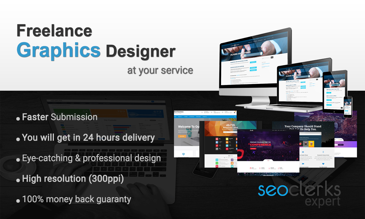 High-Quality Professional Graphic designs Flyer/Poster/Brochure/Visiting Cards at best rate Design