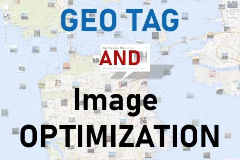 GEO TAG and optimize images for your website