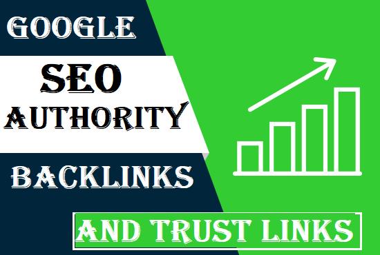 Provide Google SEO With Manual High Authority Backlinks