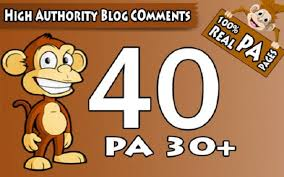 i will Make 40 dofollow blog comments backlinks