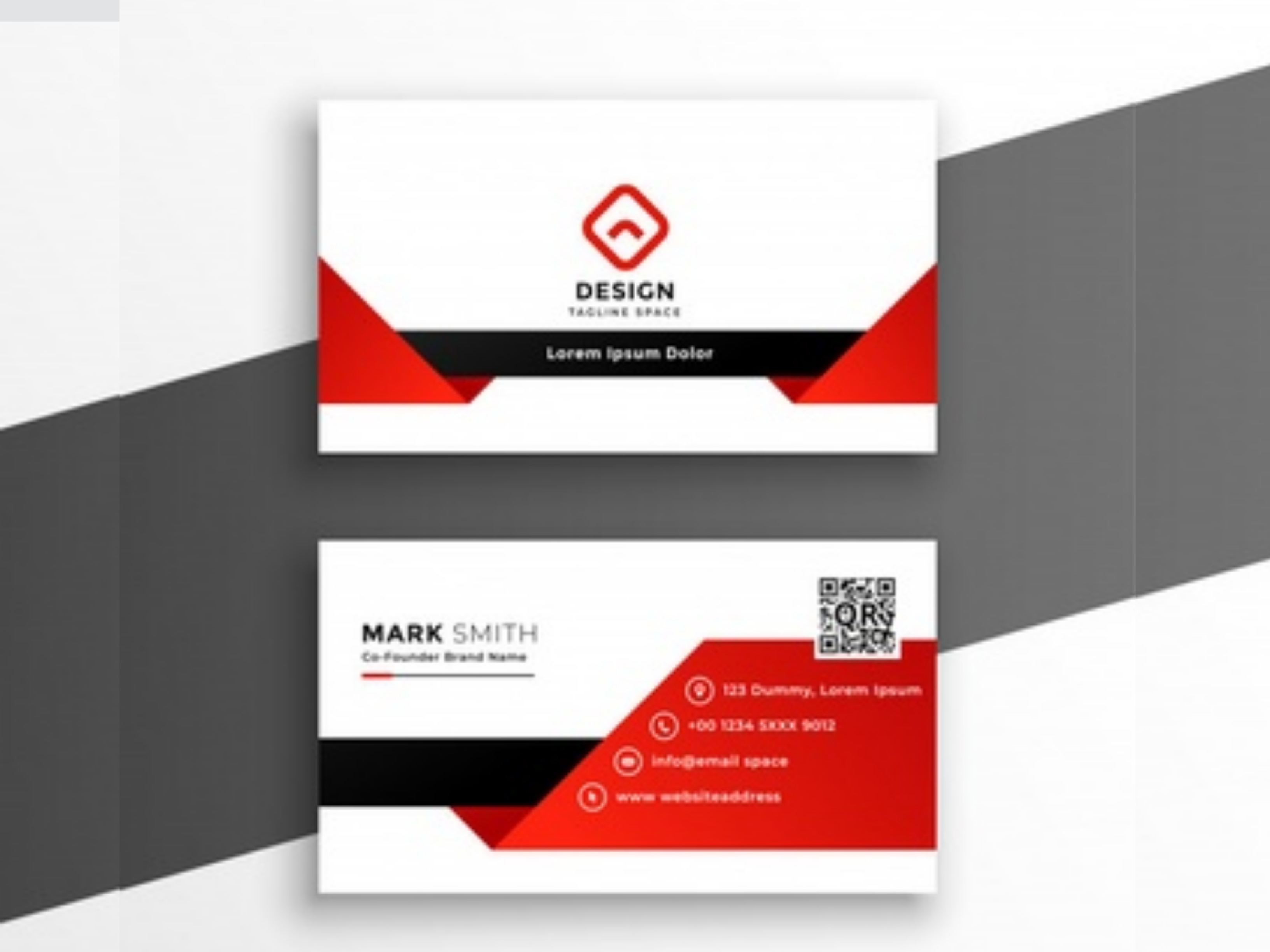 I will design professional business card within 1 hours