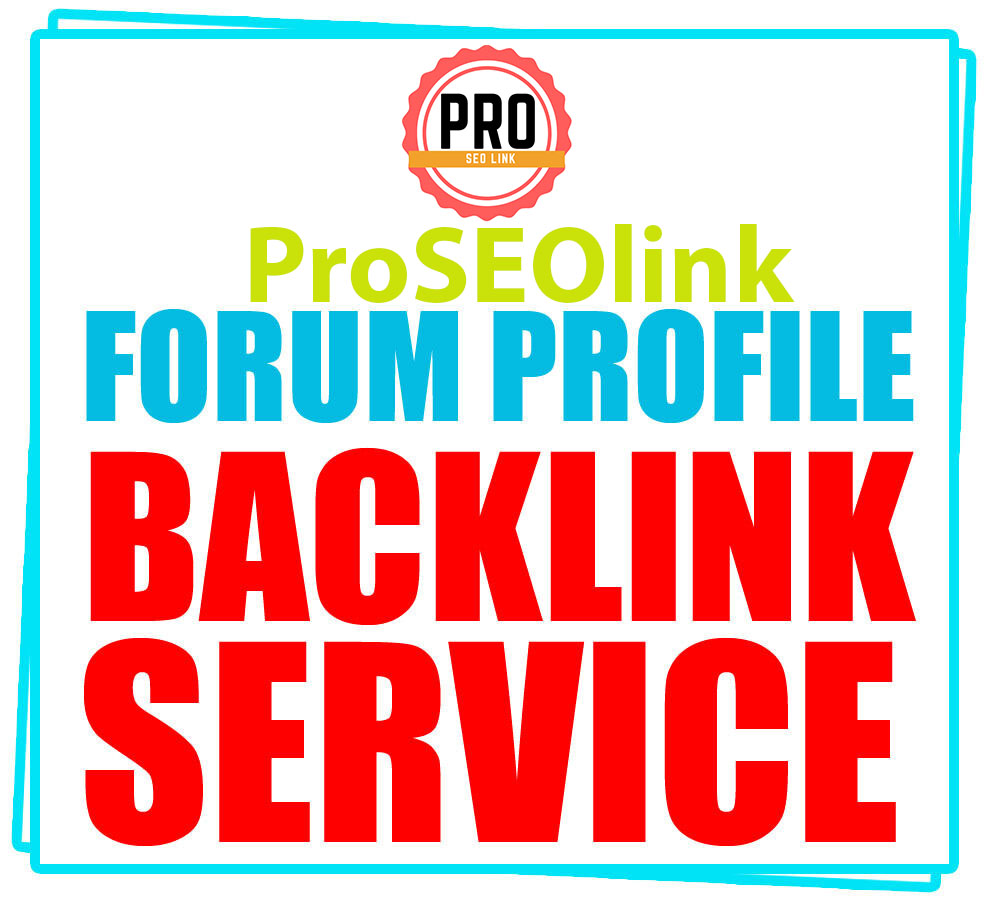 Create 500+ Forum Profile Backlinks and user credit for bring your business to the next level