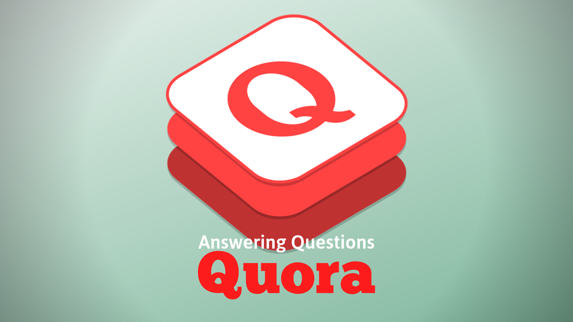 Get traffic from your targeted by answering 7 Quora's question