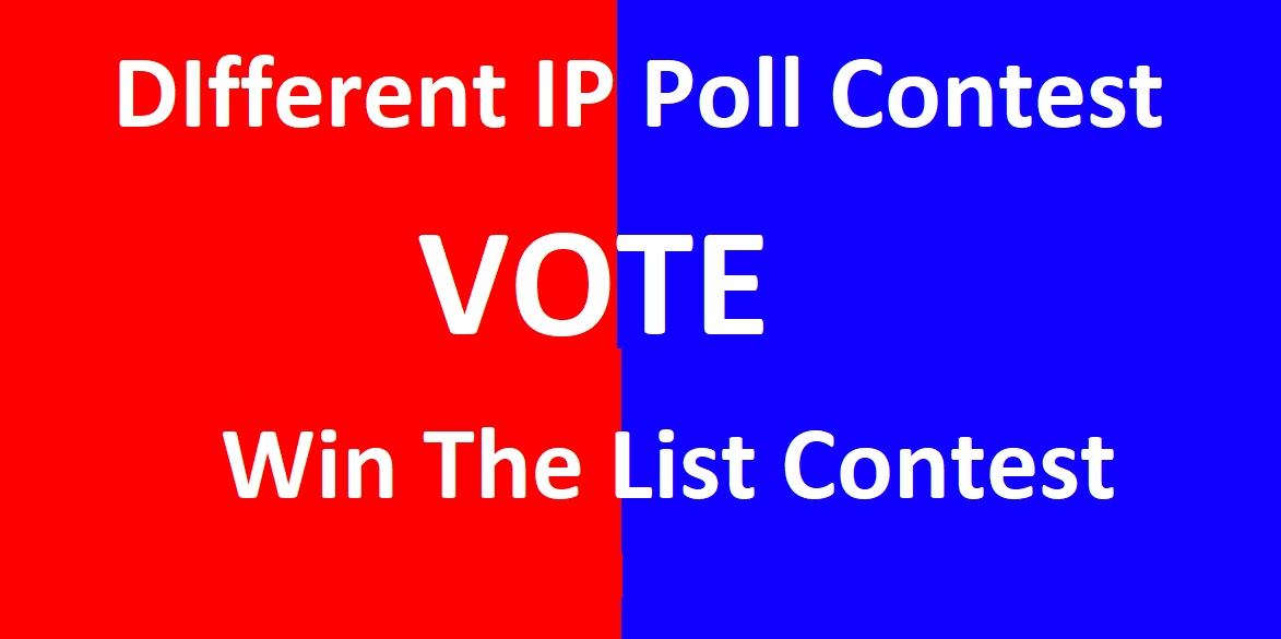 Bring 250 different ip votes from unique ip address