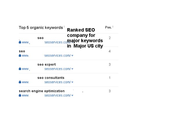 I Will Manage 1 Month SEO For Your Website Improve Google Top Ranking Guarantee