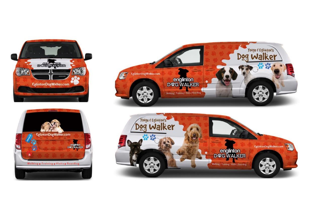 I will do classy car wrap, van wrap, truck wrap designs