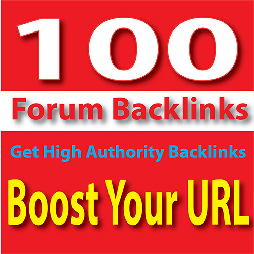 Authority Top 100 Forum posting Backlinks for your super Google ranking.