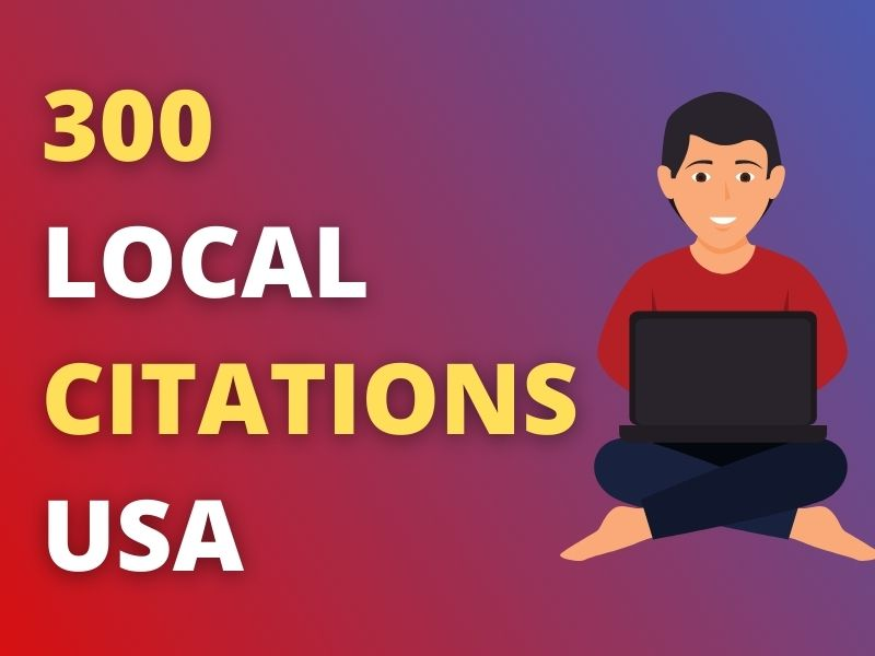 You will get 300 USA Citations in 5 Days