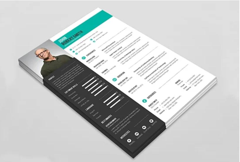 design a professional resume and cover letter