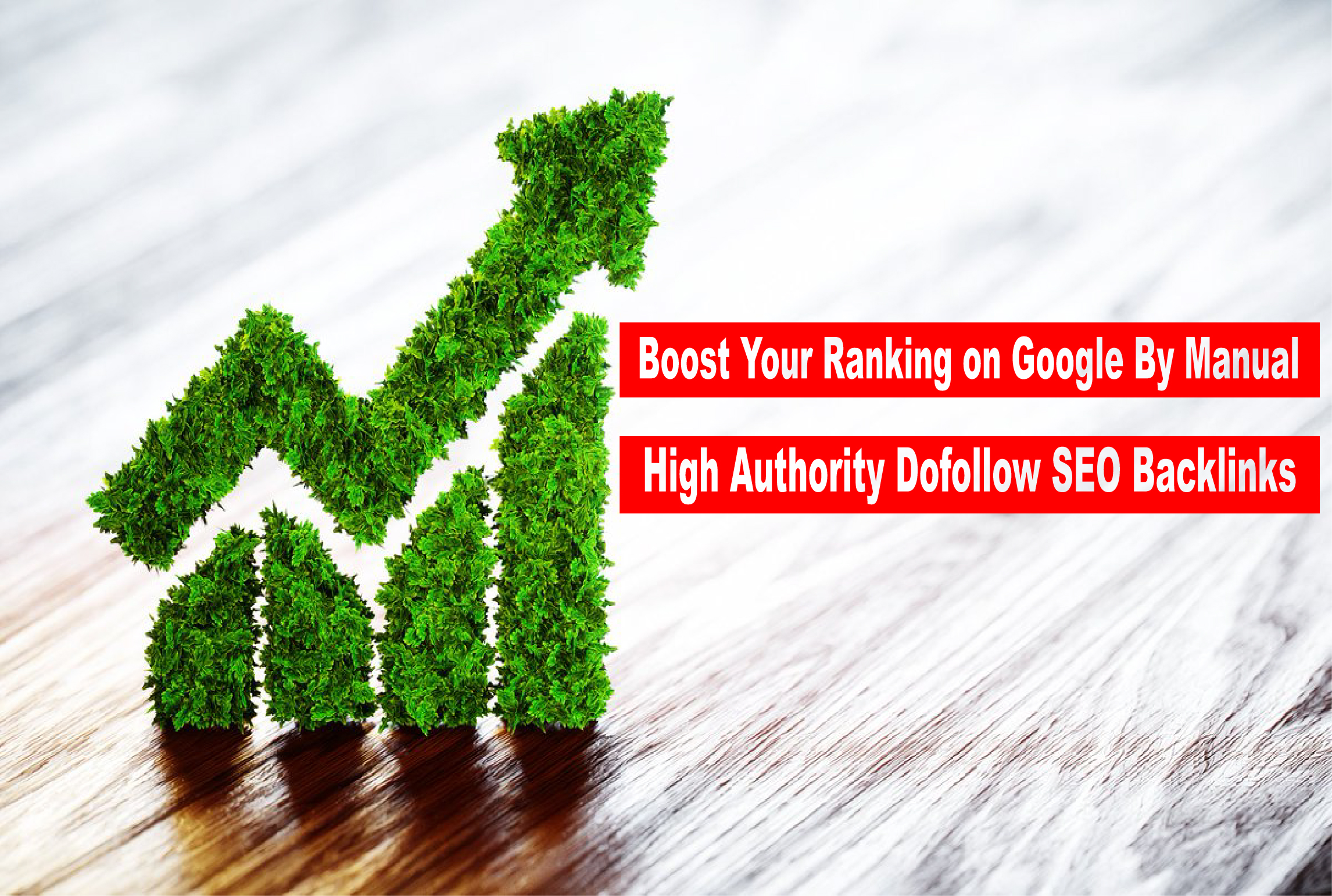 Increase Ranking with 50 Unique Domain High Authority Web 2.0 Backlinks