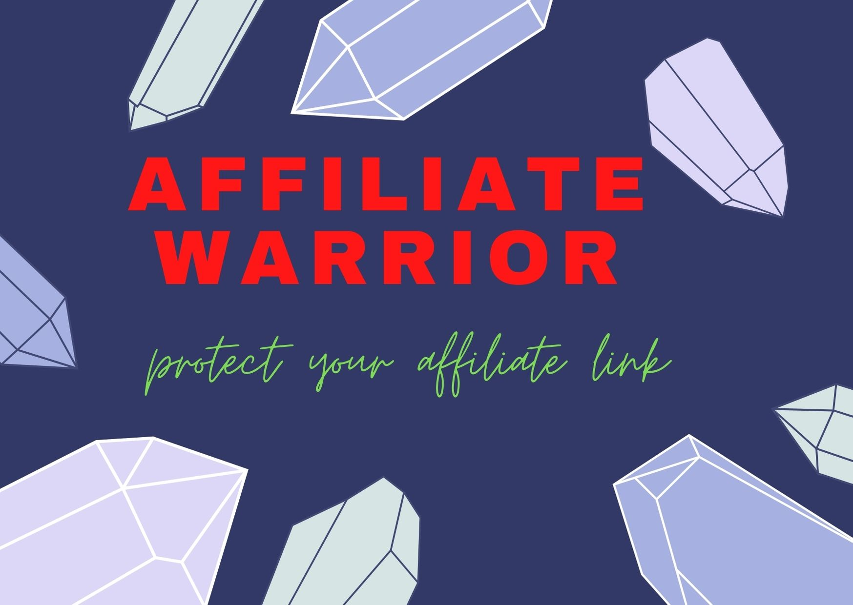 A novel software solution to safeguard your affiliate link