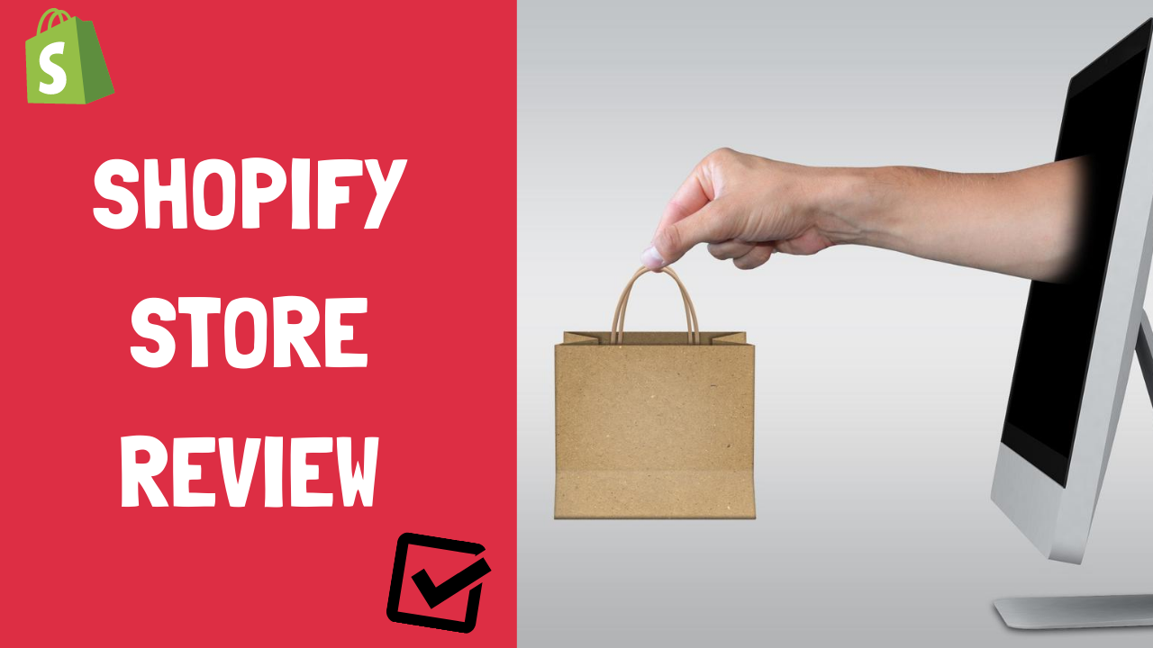 Shopify Dropshipping Store Review & User Testing