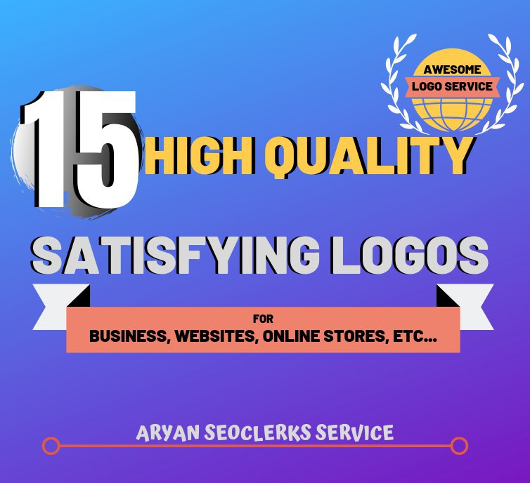 15 Awesome High Quality Logos For Your Business