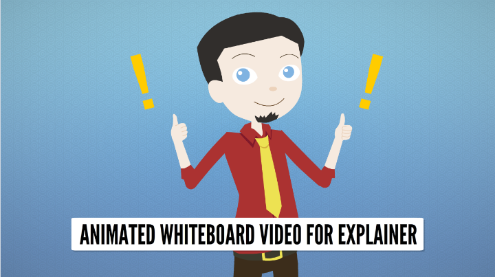 Create You an AMAZING Whiteboard Animation Video For Explainer And Advertisement Purpose