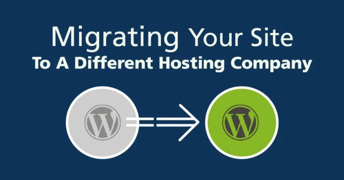 Transfer WordPress Site Or Change Domain On New Host