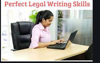 A Powerful Legal Contract,  Legal Document Or Agreement writing