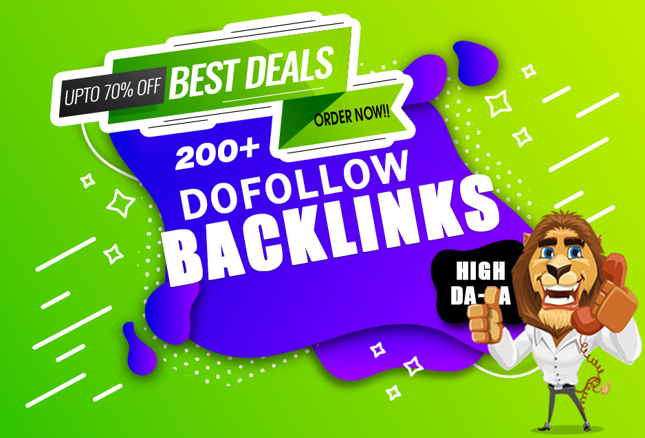 Rank Higher In Google With 200 High Authority Seo Backlinks