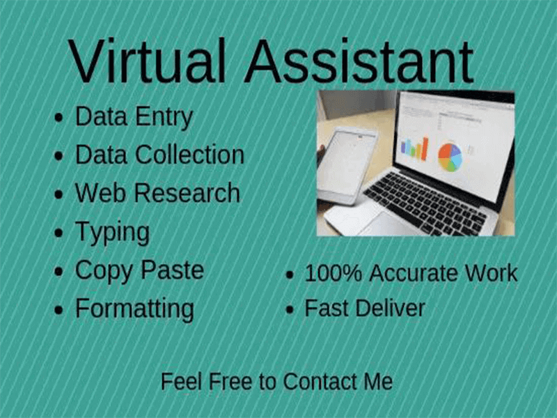 Virtual Assistance & Data Entry Professional