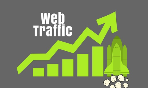 Real Keyword Targeted Organic Traffic From Search Engines for 30 days