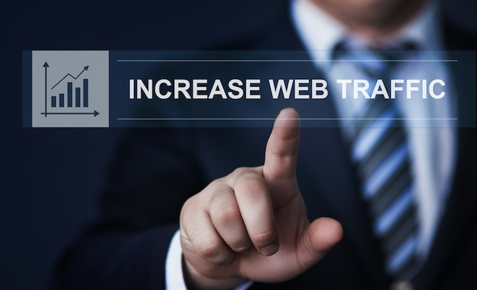 Increase Web Traffic of your website from facebook and twitter for 15 days 2 minute stay