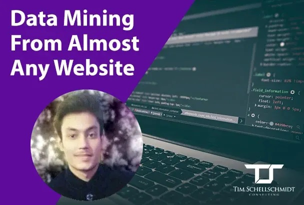 Web Scrap, Data Mining, Data Extraction
