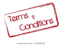 A well drafted TERMS AND CONDITIONS, privacy policy,  disclaimer etc for your website,  app,  blog