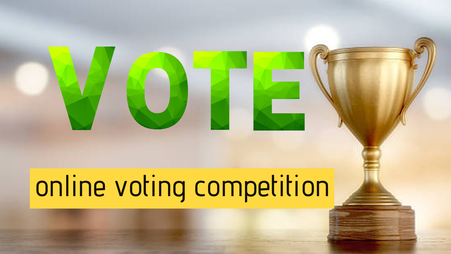 Collect 1000+ Different and Unique IP Votes For Your Online Voting Contest Entry for 40