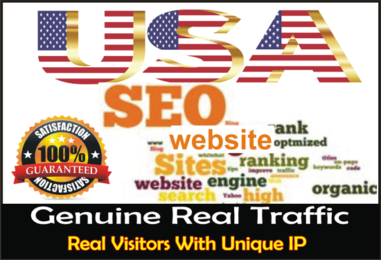 Send 15,000 organic targeted USA web traffic