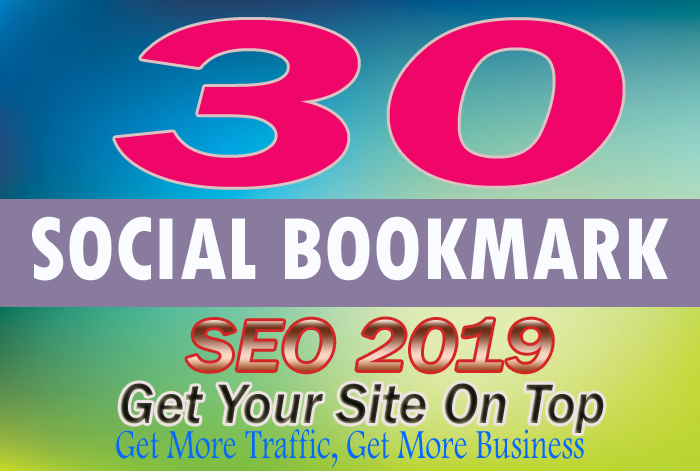 Instantly Provide you manually 25 Top PR10-5 Social Bookmarks On Your Site with report within 8-10 h