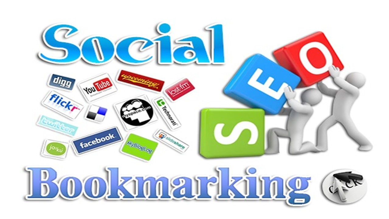 10 HQ Social Bookarking For You Site Manually
