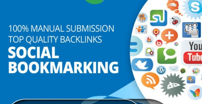 Manually Do TOP 25, + PR8 to PR5 Safe High Alexa Rank Social Bookmark Backlinks