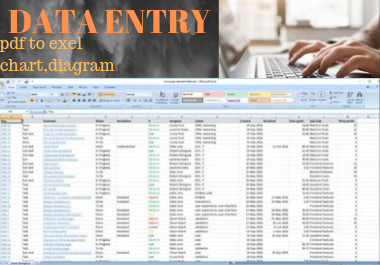 any type of data entry, copy writing in 1 day