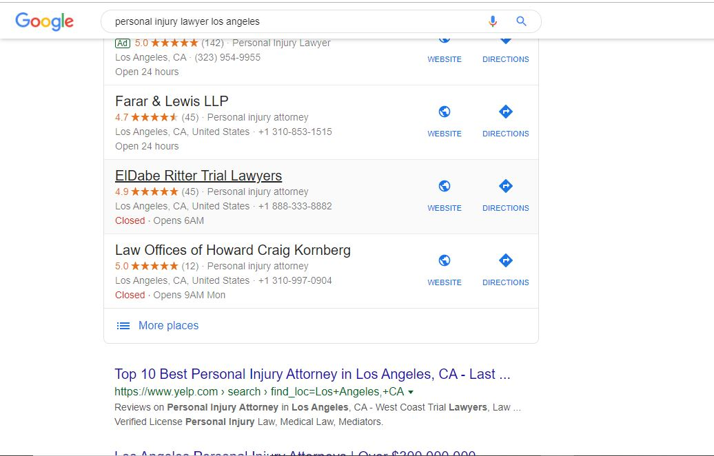 Google Maps Top 3 Ranking within 1 Month