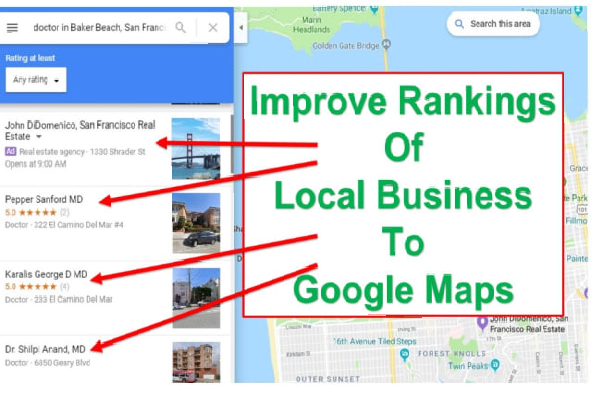 Create ANY COUNTRY 400 local citations For New Businesses