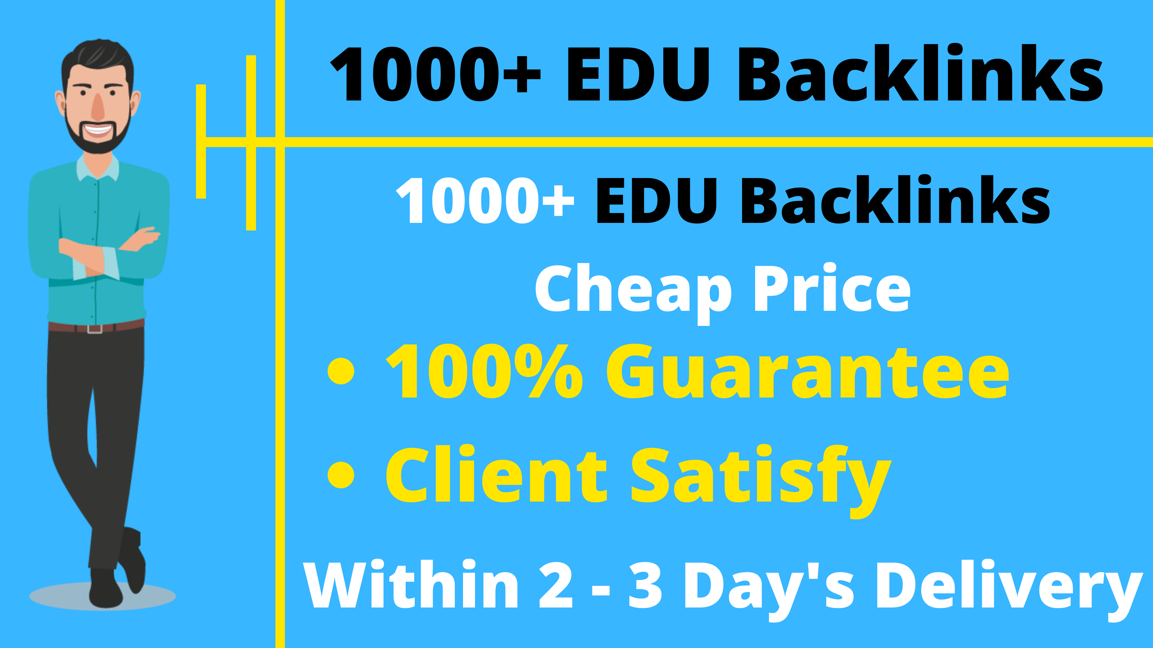 1000+ EDU Backlinks Cheap Price Service Limited Time Offer