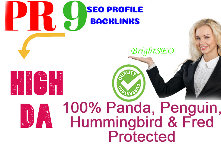 I will do 200 pr10 Authority Backlinks Service - Increase DR and Fire Your Google Ranking