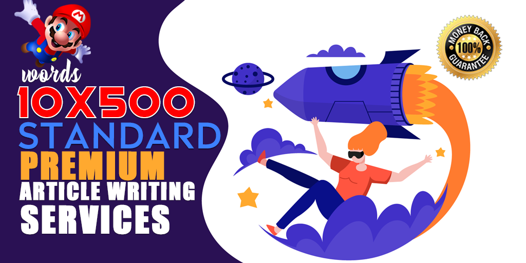 10X500 Words UNIQUE Informative Article Writing Services