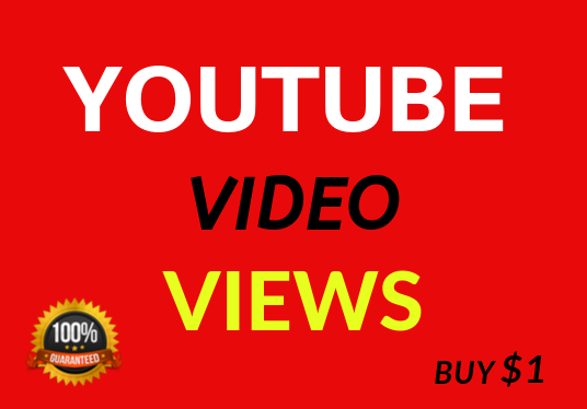 Video Promotion Views Non Drop and Good For Ranking