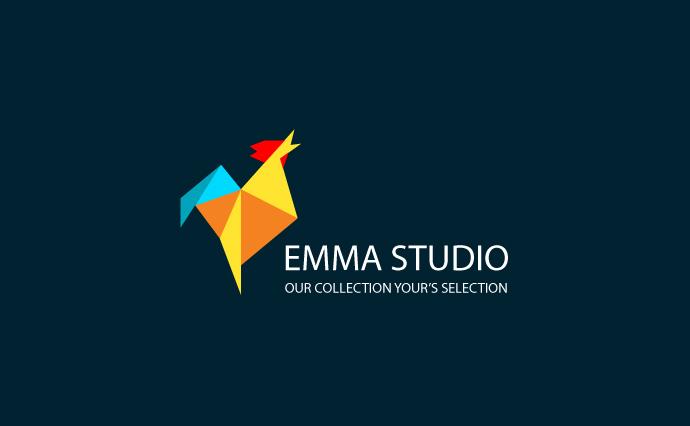 Design flat modern minimalist business logo within 6 hours