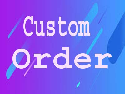custom order from my Clint in this time