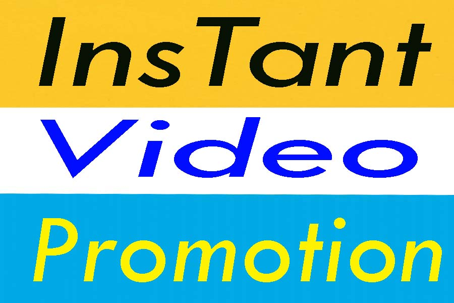 I will do social video promotion from real audience
