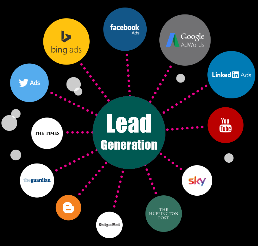 Collect 50 genuine and active email leads with More info