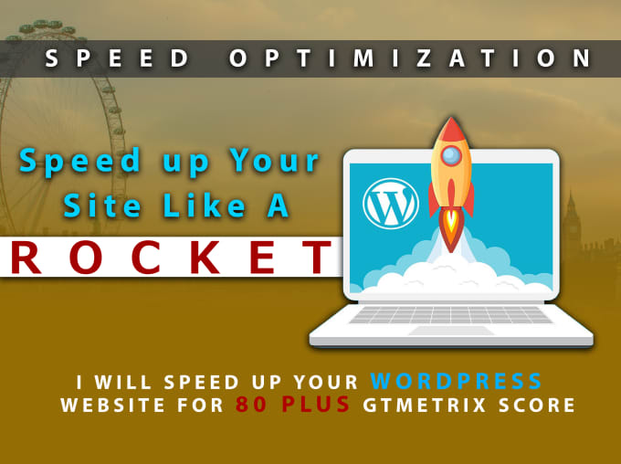 I will increase your website speed on Gtmetrix