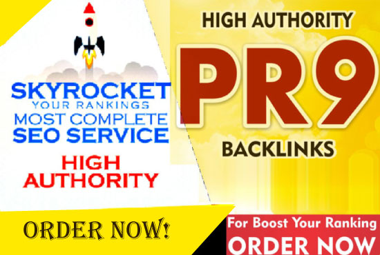 I will do 400 unique pr10 backlinks on DA 20 to 90+ sites