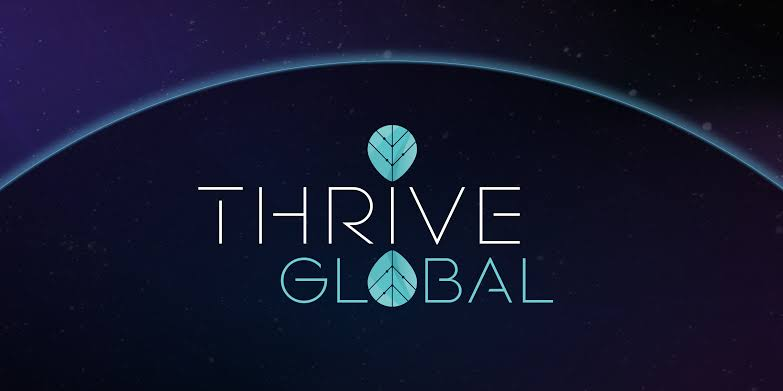Guest post on thriveglobal. com