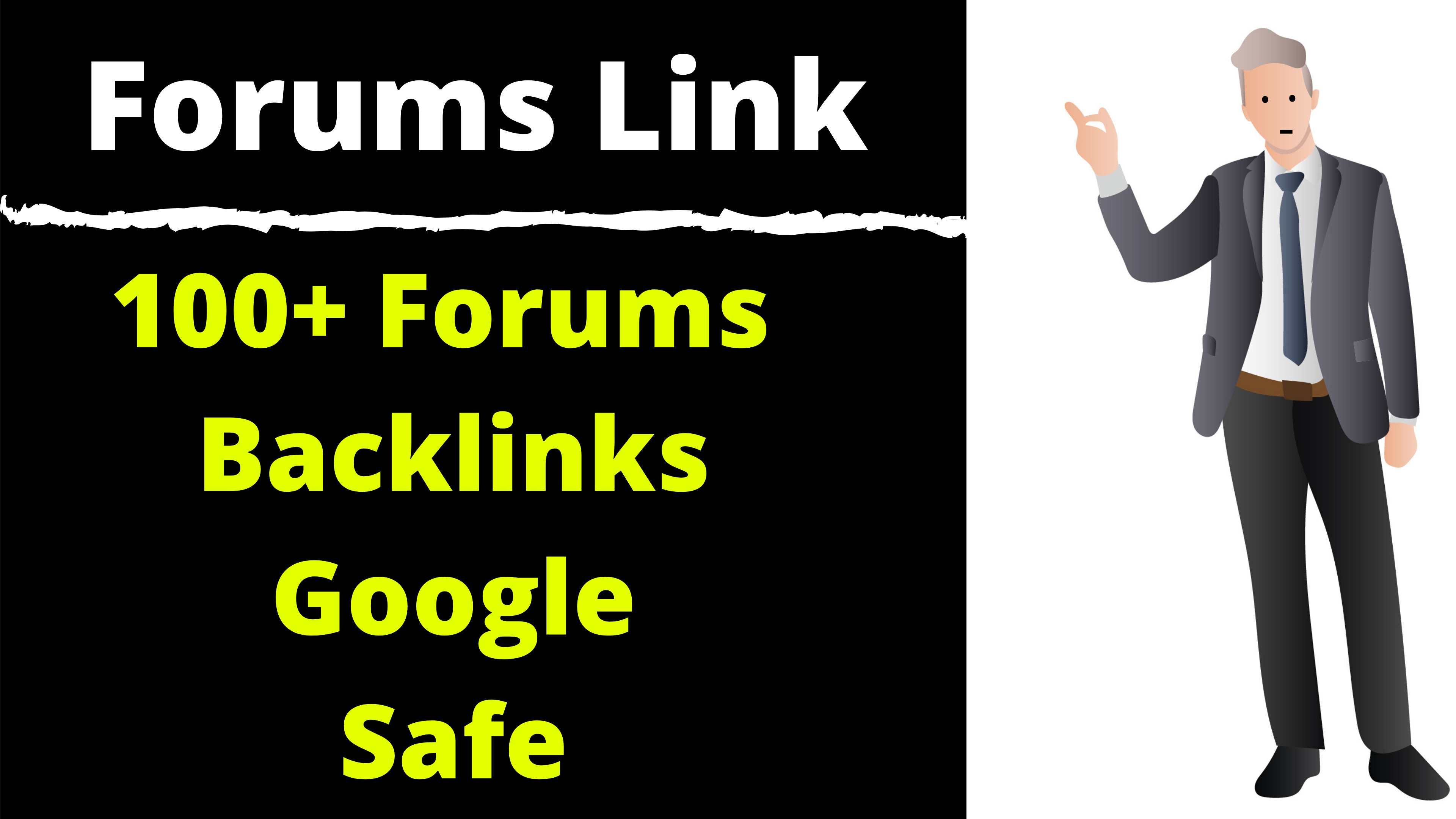 100+ Forums High Quality Backlinks From Different Sites