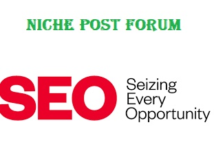 I can do 8 niche Forum Posting
